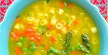 Soups and Stews Recipes / Easy to prepare soups and stews with recipes. Old favorites and new twists on modern recipes.