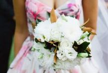 bridal bouquets. / one of our favourite things to do, creating the flowers you will carry down the aisle with you.