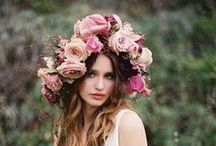 floral inspiration. / floral ideas that inspire us.