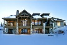 Holly Hock - Park City / Lane Myers Construction designed this home to be a beautiful, comfortable retreat in the mountains- for snow bunnies and adventurers alike. Located in the Glenwild community of Park City, this home boasts mountainous views and access to a stunning golf course. Within quick driving distance of the most prominent ski resorts in the area, it's a home away from home- containing all the luxury and quality we are known for.