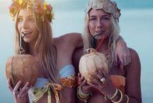 Bikinis y trajes de baño / Bonitos bikinis y trajes de baños