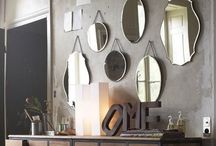 Interior Inspiration: Mirrors / Mirror, mirror on the wall- who has the fairest home of them all?