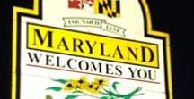 Maryland / This travel board is all about the great state of Maryland! Learn about lovely places to stay, fun things to do and exciting things to see while traveling through the state.