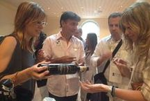 Wines are... to be shared! Our Events / Follow us through our tour and wine tasting: Garganega wines all over the world!