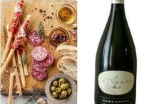 Wines are... to be matched! / Wines and food pairing. Italian food recipes matched with wines