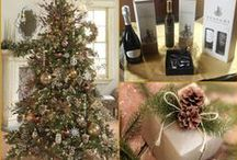 Christmas Holiday Gift Guide - T.E.S.S.A.R.I / #Inspiration and #Gift #Idea for #Him and for #Her. #Wine, #Table and Home #Decoration, the perfect #Christmas #Dinner matched with the perfect wine.