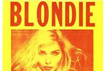 Blondie / by The girl is back in town