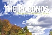 Pocono Mountains Pennsylvania / Things to see & do, places to stay and great places to eat in the Pocono Mountains (region) in Pennsylvania.