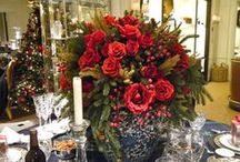 Fabulous Holiday decor idea / Great inspirations for your best holiday season home.