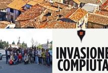 #Invasionidigitalicosenza /  Chiesa e Convento di San Francesco d'Assisi