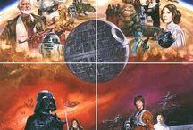 Star Wars / by Rodney Cameron