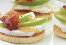 Awesome Apps / Need an appetizer solution? Serve up these Eggo recipes and more, and your guests will be running back for seconds.