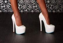 Shoe Rack / Heels, Wedges, Boots, Booties, Running, Or Casual... I Love Them All... Shoes! / by LaShae