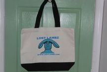 Tote - tally Awesome / Lost Lambz Tote Bags