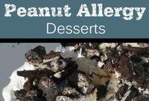 Peanut Allergy Desserts