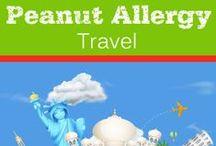 Peanut Allergy Travel