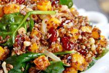 Vegan Side Dishes / Vegan + plant based side dishes.