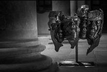 Sculture in bronzo realizzate dalla nostra fonderia - Bronze sculptures made in Art Foundry Art'u'