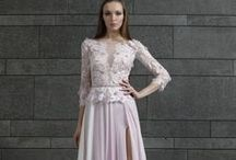 Tony Ward - Ready To Wear / A collection that combine innovation and masterful cuts and lines, the Tony Ward's Ready To Wear Collection add elegance and glamour to a very poetic atmosphere.