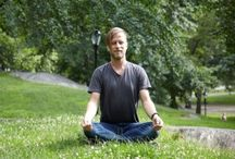 Meditations & Stress Relief / Meditations + more for stress relief and finding balance.