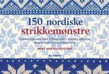 Bøger om nordisk strik