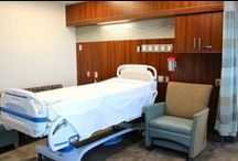 Custer Projects - Healthcare / A sampling of projects completed by Custer's HealthWorks team!