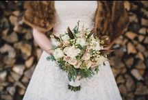 M & G <3. / Wedding inspiration (New England rustic, winter wedding) / by Meaghan Button
