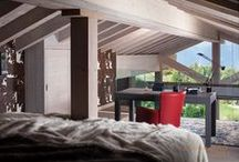LJ PROJECT┊LA FORET / Appointed for architectural and interior design to a collateral apartment ๏ Nendaz, Switzerland