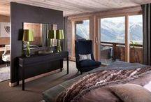ALPINE INTERIORS ┈ BY LAUGHLAND JONES / Ski chalet interior and architectural design by Laughland Jones, Kent, England