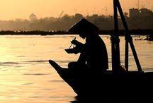 Voyage au Vietnam / Parmi nos destinations : le Vietnam, son histoire, sa cuisine, sa culture, la découverte du nord montagneux et de ses rizières, des cités d'Hoi An et Hué au centre puis de la trépdiante Saïgon et du délta du Mékong au Sud, une aventure ! Plus d'infos sur : http://vietnamoriginal.com/voyage-vietnam/