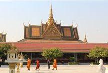 Voyage au Cambodge / Les majestueux temples d'Angkor Wat ne suffisent pas à résumer la richesse culturelle et naturelle du Cambodge, petit royaume frontalier du Vietnam, du Laos et de la Thaïlande. Plus d'infos sur : http://vietnamoriginal.com/voyage-cambodge/.