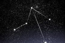 Stars + Planets = Zodiac / A board to collect zodiac symbols that stand out from the crowd, ruling planets, all that jazz...