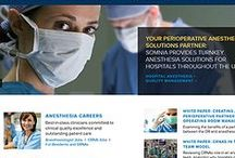 Anesthesia Careers / Somnia is a national anesthesia practice management company and a leader in clinical quality excellence. We are seeking anesthesiologists and nurse anesthetists to join our teams in hospitals and ambulatory settings around the country. Learn more about the benefits of working in our network, where we have full-time and per diem positions with great opportunity for professional growth. / by Somnia Anesthesia