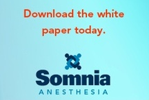 Thought Leadership / Somnia's extensive library of white papers and resource documents discusses the latest trends in healthcare, its impact on the anesthesia services industry, and provides helpful tips to meet today's ever-changing healthcare environment.