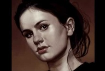 Speed Painting / Speed paintings of well known people.