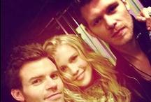 The Original Family / Esther, Mikael, Klaus, Elijah, Kol, Rebekah, Finn, Henrik & Aaron! ♥