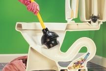 Limpio / Mezclas interesantes para tener una casa mas limpia.... Algunas mejores que la marca normal.