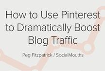 Pinterest Tips for Marketers / A collection of awesome Pinterest marketing tips and resources, curated by Rock the Deadline.