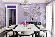Dining Spaces / Dining in style.