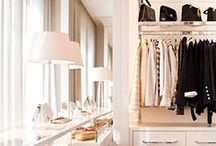 Dream Closets / Fashion, Beauty and Accessory Organisation in Beautiful Ways