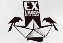 Ex Libris / Ex Libris graphics I have made.