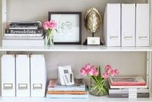 Shelving Ideas /  Inspiration for shelving and display