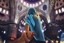 Follow me to / Follow me series by Murad Osmann