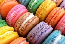 French Macarons - Baltimore, MD  / Delicious, delicate and delectable. Perfect for sophisticated parties and weddings! Available at our Bel Air, MD & Cockeysville, MD Bakery.