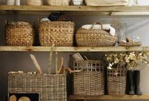 Storage and organizing / by Loes