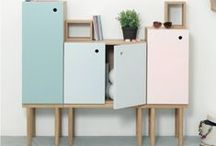 Modular Furniture Ideas / Modularity is a new trend in design. See what to do with it!