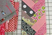 Patchwork - Kırkyama / patterns and samples about patchwork