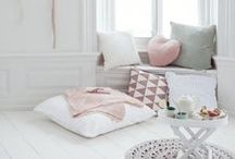 Pastel Interiors & Design / Everything pastel...