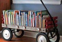 LIBRERIAS ORIGINALES / Ideas originales para crear una libreria