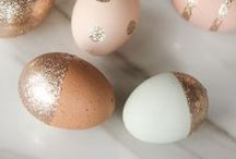 Easter Décor / Easter Decorations Ideas #DIY
